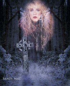 Stevie Nicks Edit Created by Sandy Mac