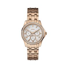 Guess W0403L3 Stone Set Ladies Watch at Westfield Whitford City