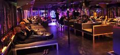 The Bedtaste Floating Restaurant in Germany is Multi-Sensual #themed #restaurants trendhunter.com