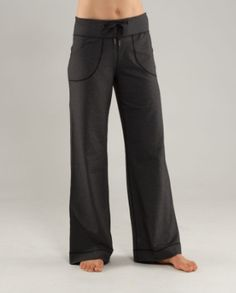 These pants are absolutely PERFECT for travel. I have them in black.