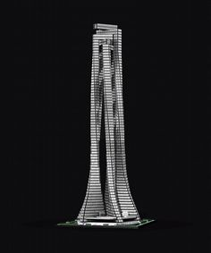 Architecture School Tower ¡°PERI5COPE¡±: A LEGO® creation by Yo-Sub Joo : MOCpages.com