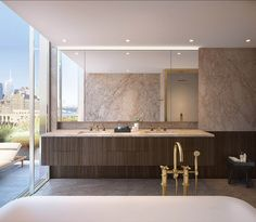 Inside Jardim, Isay Weinfeld's Luxe Addition to West Chelsea - Development Update-o-Rama - Curbed NY