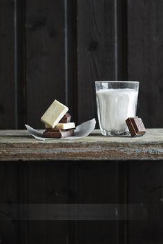 Chocolates & Milk by Aisha.Yusaf