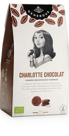 Generous_Charlotte Chocolat__organic & gluten-free cookies