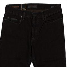 Jeans - CASUCCI CKB - Pantaloni Uomo - Tessuto Jeans Strech - Nero Bruciato. € 24,50. #hallofbrands #hob #jeans #denim