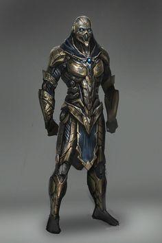 Fantasy Armor, Dark Fantasy Art, Dnd Characters, Fantasy Characters, Fantasy Character Design, Character Art, Armas Wallpaper, Egypt Concept Art, Angel Protector