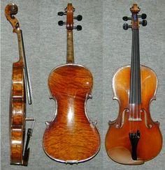 Masakichi Suzuki, Violin