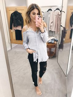 Nordstrom Anniversary Sale Dressing Room Session