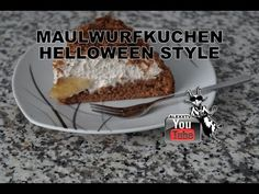 Maulwurfkuchen mit Helloween Style