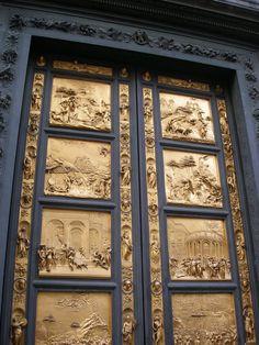 Florencia: Puerta del Paraiso