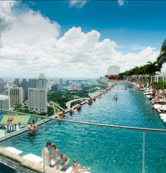 Marina Bay Sands, #Singapore