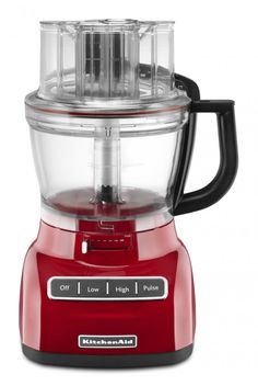Kitchen Aid Food Processor