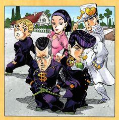 See more 'JoJo's Bizarre Adventure' images on Know Your Meme! Jojo Jojo, Cowboy Bebop, Blue Exorcist, Funny Spongebob Memes, Funny Memes, Jojo's Bizarre Adventure, Dragon Rey, Inu Yasha, Jojo Anime