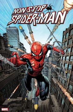 In a new ongoing title called Non-Stop Spider-Man, Joe Kelly and Chris Bachalo will send Peter Parker from one adventure to the next, and so on. Chris Bachalo, Spider Man Series, Best Villains, Wally West, Nicholas Hoult, Marvel Comic Character, Non Stop, Spider Verse, Comic Book Artists