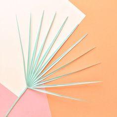 Calm, tropical color pallet ideas #art: