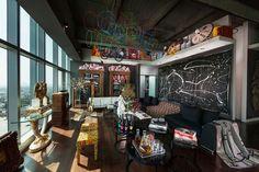 LA Penthouse by Maxime Jacquet