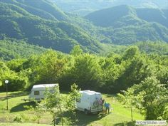 De mooiste kleine campings in Toscane | Italie