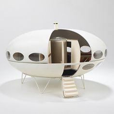 Matti Suuronen, Futuro architectural model Finland, c. 1968