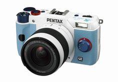 PENTAX 「PENTAX Q10 エヴァンゲリオンモデルTYPE00:レイ」