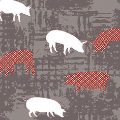 Farm to Fork by Lily GonzalezCreed for Windham by TheFabricHive, $5.25