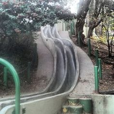 There's a concrete slide in the Castro. | 17 Things No One Tells You About San Francisco