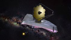 """NASA Keeps a Secret: VIDEO on Completion of the World's Largest Space Telescope --""""Blurs Segment On Its Golden Mirror"""""""
