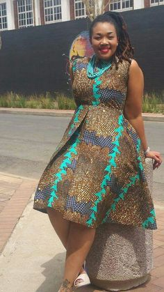 Latest Ankara Styles For Church African Print Clothing, African Print Dresses, African Print Fashion, Africa Fashion, Tribal Fashion, Ankara Clothing, African Dresses For Women, African Attire, African Wear