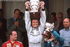 David Coulthard, wins Monaco GP 2000 & 2002 David Coulthard, Monaco Grand Prix, Mclaren F1, F1 Drivers, Sports Stars, Indy Cars, Car And Driver, Formula One, Monte Carlo