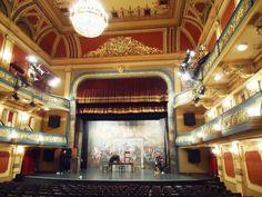 Narodno pozorište Sarajevo - enterijer
