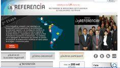 LA Referencia es un portal de la Red Federada de Repositorios Institucionales de Publicaciones Científicas, destinado a almacenar, compartir, dar visibilidad y acceso abierto a la producción científica de América Latina. Portal, Latin America