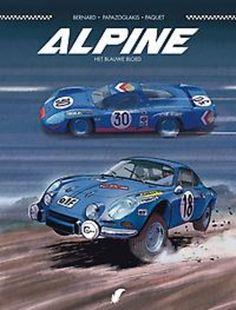 Plankgas: 8. Alpine. Het blauwe bloed