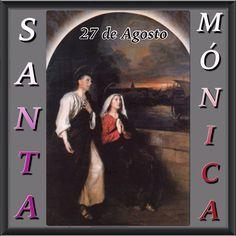 Feliz Día de Santa Mónica,🕊 la Gran Madre de San Agustín de Hipona 💒 https://instagram.com/p/BJnmMeahuzJ/