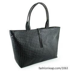 Im a sucker for a simple black bag...