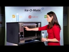 Cleaning and Maintenance of Ice-O-Matic Machines