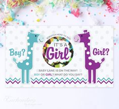 Hey, I found this really awesome Etsy listing at https://www.etsy.com/listing/201997804/10-custom-baby-gender-reveal-scratch-off