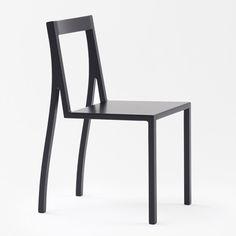 | CHAIR DU JOUR #17| Nendo (for Moroso) - Heel Chair - ESPECIAL FEIRA DE MILÃO 2013 | MILANO 2013