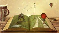 Ιστορία, Όνειρο, Πείτε, Παραμύθια, Βιβλίο, Ριγμένη