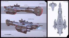 SFちっくな戦闘機とその他色々 » 21GRAFF