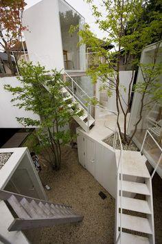 Sou Fujimoto house before house . tokyo gas sumika project
