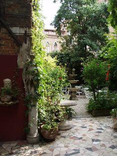 venetian garden by Jasmine.
