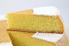 Torta Paradiso di Iginio Massari, ottima per la prima colazione o l'ora del the, un classico delle torte da forno, e se si chiama Paradiso un motivo ci sarà