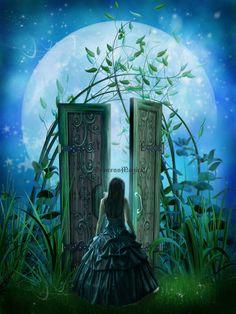 Alice by PrincessMagical.deviantart.com ~ Secret Doors