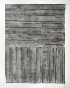 "#caroline_burton#(re)claim1_64""hx48""w#pigment#canvas#thread Hardwood Floors, Flooring, Textiles, Abstract, Architecture, Canvas, Crafts, Painting, Wood Floor Tiles"