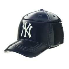 """NEW YORK YANKEES™ MLB SCENTSY WARMER It's hats off to America's favorite pastime with our NEW Major League Baseball™ Collection. These officially licensed warmers are """"stitched"""" with your team's logo and look great next to the game ball on your shelf. Yankees Fan, New York Yankees, Scentsy, Wax Warmers, Team S, Major League, Baseball Cap, Major Baseball, Baseball Season"""