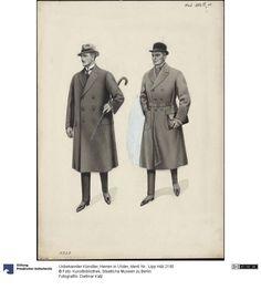 Herren in Ulster, 1920