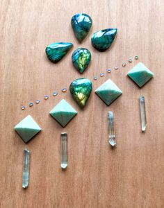 Crystal Grid, Labradorite, Belly Button Rings, Alchemy, Crystals, Infinite, Minerals, Crafts, Magic