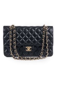 Vintage Chanel Classic Black Coco Bag:    Some things NEVER go out of style. Someday :)