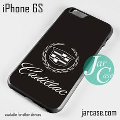 cadillac Phone case for iPhone 6/6S/6 Plus/6S plus