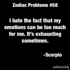 Scorpio problems                                                                                                                                                                                 More