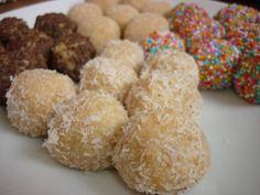 Bolitas de Coco | Cocina de Valen